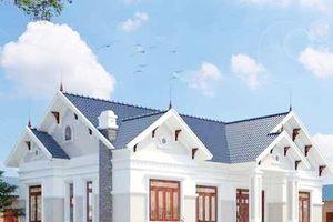 Những mẫu nhà 1 tầng được tìm kiếm nhiều nhất trong năm 2021