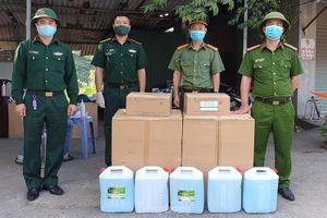 Tuổi trẻ Quân đội góp sức chống dịch COVID-19 tại Thuận Thành, Bắc Ninh