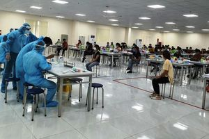 Ổ dịch trong khu công nghiệp, Bắc Giang yêu cầu công an vào cuộc