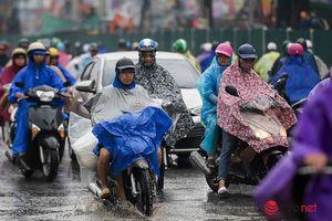Bắc Bộ vẫn nắng nóng trên 38 độ C, chiều tối mưa rào, mưa to
