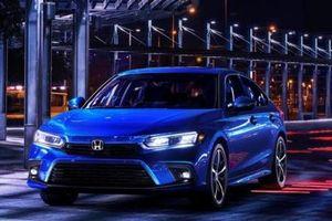 Honda Civic 2022 giá từ 500 triệu đồng vừa ra mắt hấp dẫn cỡ nào?