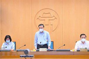 Xem xét lập hồ sơ xử lý Giám đốc Hacinco vi phạm quy định chống dịch