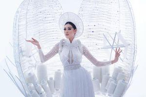 Miss Universe: Hoa hậu Khánh Vân đã sẵn sàng trình diễn 'Kén Em'