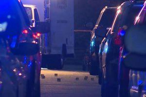 Mỹ: Đấu súng giữa hai băng nhóm tội phạm, 9 người bị thương