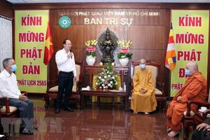 TP.HCM tổ chức Đại lễ Phật đản năm 2021 không tập trung đông người