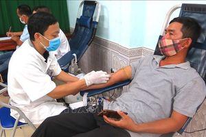Đảm bảo nguồn máu trong bối cảnh dịch COVID-19 diễn biến phức tạp