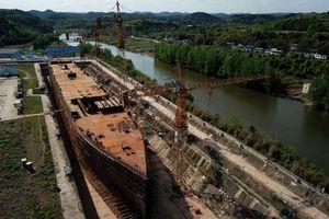 Công viên Trung Quốc dựng bản sao Titanic để thu hút du khách