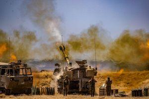 Xung đột Palestine – Israel: Hamas đổi chiến thuật phóng tên lửa; quân đội Israel tấn công mặt đất