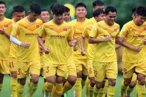 U23 Việt Nam tránh được hai 'con hổ' tại vòng loại châu Á