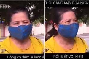 Được VTV phỏng vấn cảm xúc khi có thi Đại học, người mẹ chốt một câu khiến phụ huynh gật gù thích thú