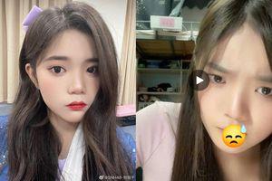 Thành viên SNH48 Lưu Lệ Thiên nôn ra máu trên livestream khiến fan tá hỏa: Tiết lộ mắc bệnh ung thư