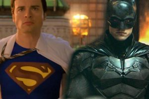 Tom Welling bày tỏ ý muốn quay lại 'The Batman' với tư cách Superman
