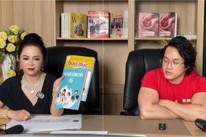 Bà Phương Hằng xin lại 2 cuốn sách Đạo đức từ gymer Duy Nguyễn để gửi tặng con trai nuôi NS Hoài Linh