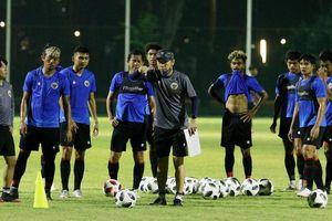 Huấn luyện viên Indonesia ra 'chỉ thị' đánh bại Việt Nam tại vòng loại World Cup 2022