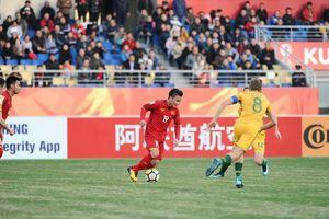 U23 Việt Nam được xếp hạt giống số 1 vòng loại U23 châu Á 2022