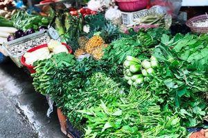 Giá thực phẩm ngày 14/5: Rau ăn lá bật tăng mạnh