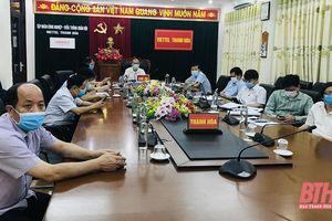 Hội nghị trực tuyến toàn quốc hướng dẫn triển khai xét nghiệm SARS-CoV-2