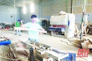 Tìm hướng đi mới cho sản phẩm từ nguyên liệu tre, luồng