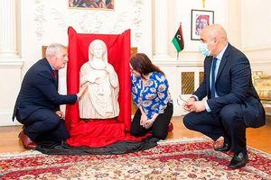Tượng nữ thần Persephone 2 ngàn năm tuổi được trả về Libya