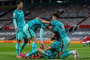 Thắng tại Old Trafford sau 7 năm, Liverpool sáng hy vọng vào top 4