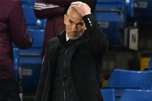 Zidane chia tay Real vào cuối mùa