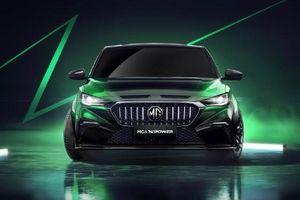 MG tiếp tục trình làng mẫu xe mới, tham vọng trở thành hãng xe thể thao