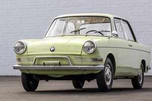 Ít ai biết, BMW từng sản xuất xe không có lưới tản nhiệt hình quả thận
