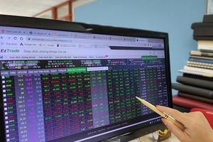VN-Index tăng hơn 4 điểm phiên giao dịch cuối tuần