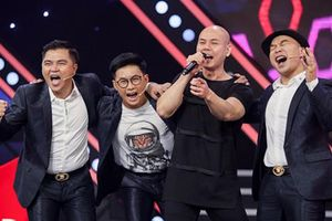 Phan Đình Tùng tái xuất cùng nhóm MTV trong dịp đặc biệt