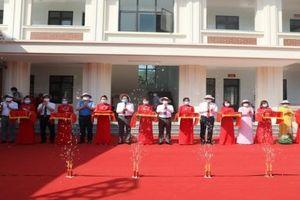 Khánh thành Trạm y tế xã Vĩnh Lợi (Tuyên Quang) do Hàn Quốc tài trợ