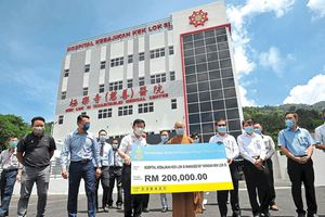 Malaysia: Bệnh viện phi lợi nhuận Phật giáo giúp đỡ người nghèo