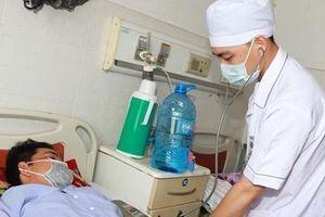 Đưa bệnh nhân bị điện giật từ cõi chết trở về