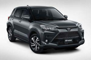 Vừa tới Indonesia, Toyota Raize gây tiếng vang lớn