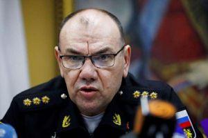 Đô đốc Nga lo ngại sự hiện diện 'chưa từng thấy' của NATO ở biên giới kể từ Thế chiến II