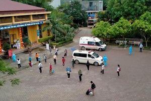 Nữ sinh ở Lạng Sơn mắc COVID-19, nhiều giáo viên học sinh đi cách ly