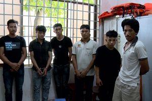 Bắt 5 đối tượng trộm cắp nắp đậy hố thu nước mưa ở Bà Rịa - Vũng Tàu