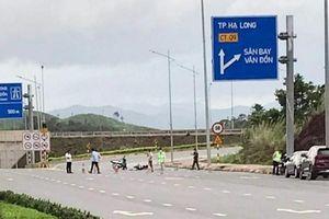 Tai nạn xe máy, 3 người thương vong tại Vân Đồn
