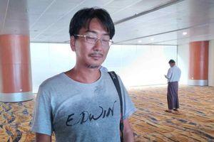 Quân đội Myanmar thả và trục xuất nhà báo Nhật Bản