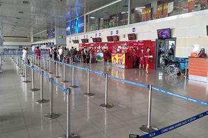 Cảng hàng không quốc tế Nội Bài tạm dừng khai thác sảnh E do giảm khách