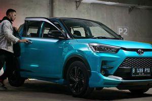 Cận cảnh crossover cỡ nhỏ Toyota Raize có thể về Việt Nam trong năm nay