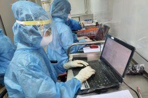 200 nhân viên y tế Quảng Ninh hỗ trợ Bắc Giang phòng, chống COVID-19