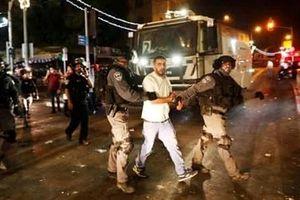 Nguy cơ tái xung đột Israel – Palestine