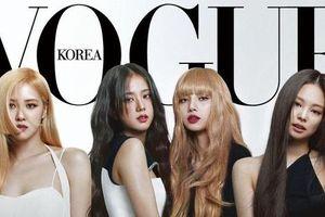 BLACKPINK lên bìa VOGUE Hàn tháng 6, netizen khen rất xinh nhưng vẫn bảo trông quá rời rạc