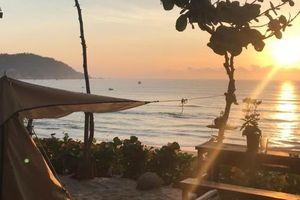 Điểm đến mùa Hè: Ghé thăm Trung Lương - Cát Tiến, vùng biển yên bình nhất Quy Nhơn