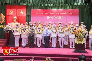 Lực lượng CAND đẩy mạnh học tập, làm theo tư tưởng, đạo đức Hồ Chí Minh