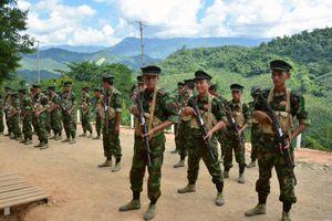 Quân đội Myanmar giao tranh với lực lượng nổi dậy tại tây nam đất nước