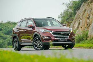 Triệu hồi hơn 23.500 chiếc Hyundai Tucson tại thị trường Việt Nam