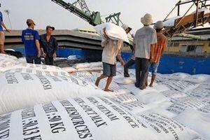 Xuất khẩu gạo và cao su cùng tăng
