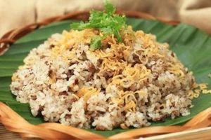 Những món ăn từ trứng kiến