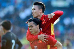 Công Phượng - Quang Hải nhớ thời U-23